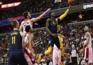 Indiana Pacers Permalukan Tuan Rumah Washington Wizards