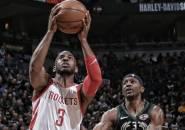 Rockets Cetak Rekor Baru Usai Bungkam Bucks