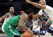 Kalahkan Timberwolves, Celtics Amankan Posisi Playoff