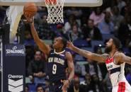 Tanpa Anthony Davis, Pelicans Keok Dari Wizards