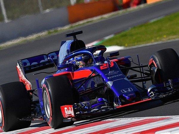 Hasil Tes Di Luar Ekspektasi, Toro Rosso Targetkan Cetak Poin di GP Australia
