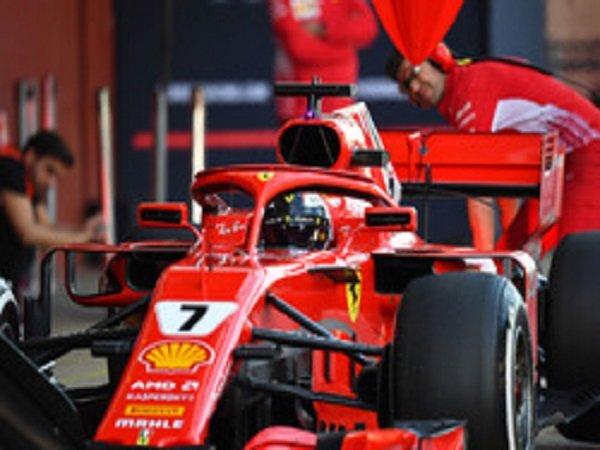 Kimi Raikkonen: Ferrari Masih Mampu Melaju Lebih Cepat