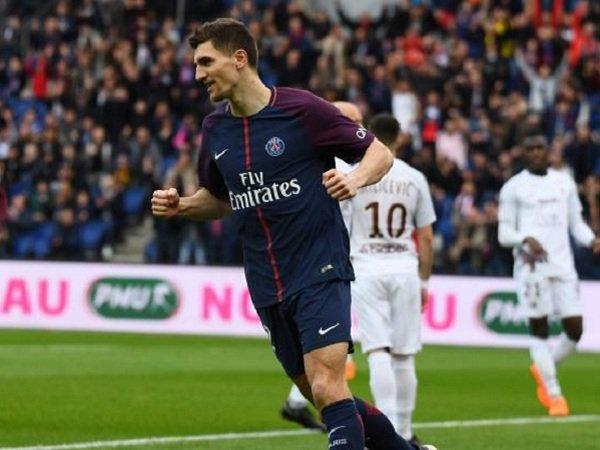 Diincar Juventus dan Manchester United, Meunier Isyaratkan Tinggalkan PSG