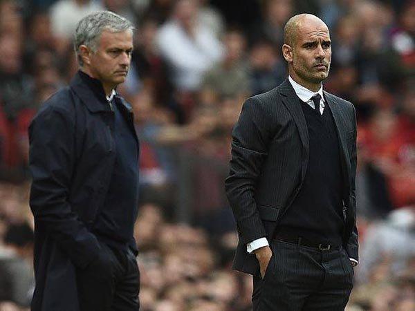 Guardiola Tegaskan Tak Punya Ambisi Kalahkan Mourinho