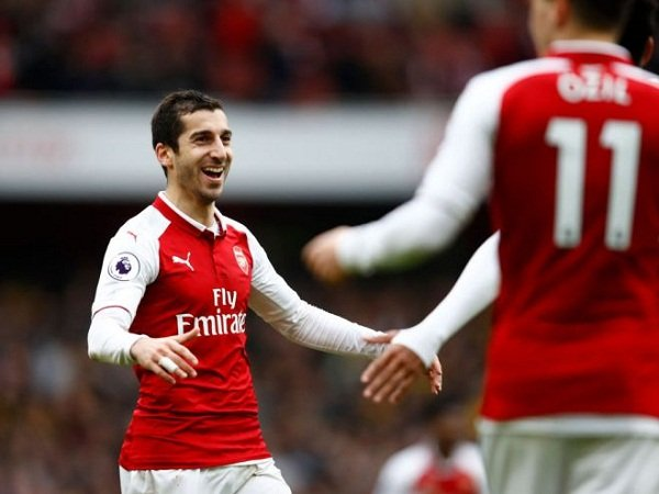 Henrikh Mkhitaryan Kirim Pesan Panas untuk Fans Arsenal yang Mangkir