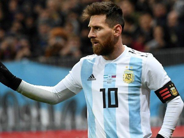 Petenis Asal Argentina Klaim Sepak Bola Berhutang Trofi Piala Dunia kepada Messi