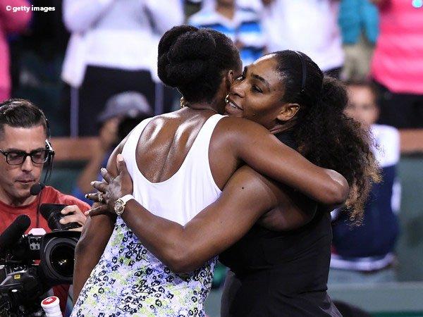Serena Williams Ditumbangkan Oleh Kakaknya Sendiri Di Indian Wells