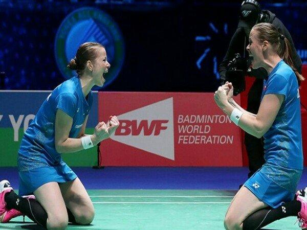 Kamilla/Pedersen Lolos ke Final All England Open 2018