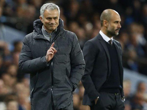 Bukan Mourinho, Louis Van Gaal Sebut Pep Guardiola Manajer Terbaik Premier League