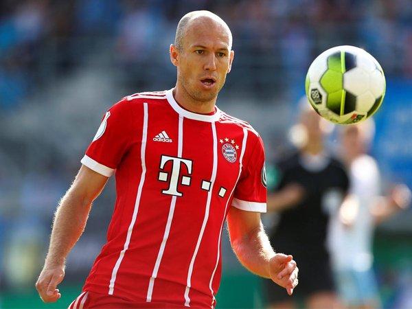 Terungkap! Arjen Robben Ternyata Nyaris Gabung Manchester United