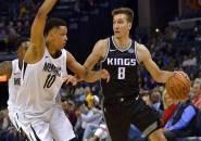 Tembakan Krusial Bogdanovic Menangkan Kings Atas Grizzlies