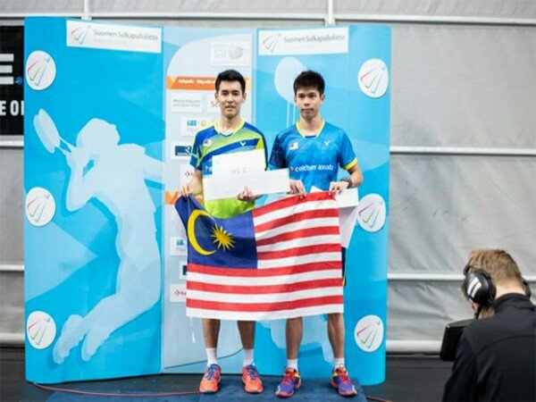 Leong Jun Hao Juara Finlandia Open 2018