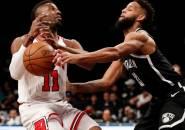 Cetak 41 poin, Allen Crabbe Bawa Nets Atasi Bulls