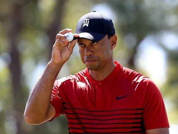 Tiger Woods Masuk 100 Besar Pegolf Terbaik Dunia