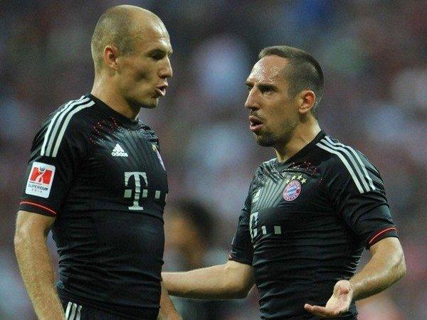 Ribery dan Robben Bakal Tandatangani Kontrak Baru?