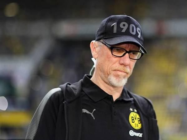 Stoger Sebut Laga Dortmund-Schalke Lebih dari Sekadar Laga Sepak Bola