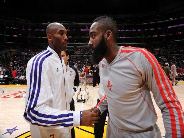 Kobe Bryant Jagokan James Harden Untuk Raih Gelar MVP