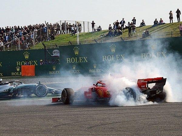 Vettel Apresiasi Verstappen yang Langsung Meminta Maaf Usai Tabrakan