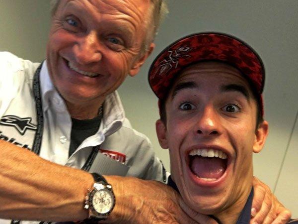 Menurut Legenda MotoGP, Hukuman Ini akan Buat Marquez Kapok