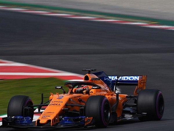 """McLaren Sebut Mobil 2018 """"Sesungguhnya"""" Baru Akan Turun di GP Spanyol"""