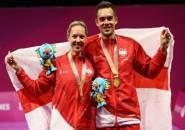 Pebulutangkis Inggris Menjadi Unggulan di Kejuaraan Eropa 2018