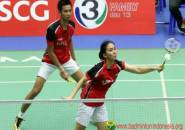 Kandaskan Unggulan Teratas, Andika/Mychelle ke Perempatfinal Malaysia International Challenge 2018