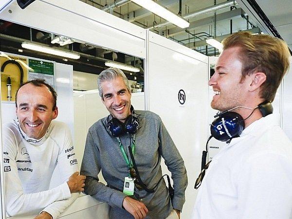 Nico Rosberg Mengundurkan Diri dari Tim Manajemen Robert Kubica