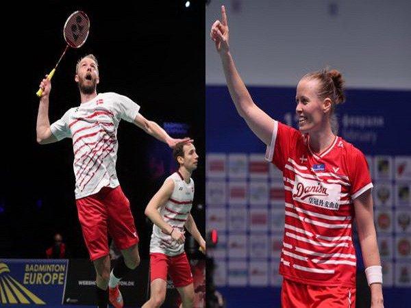 Carsten Mogensen dan Kamilla Juhl Mundur Dari Kejuaraan Eropa 2018