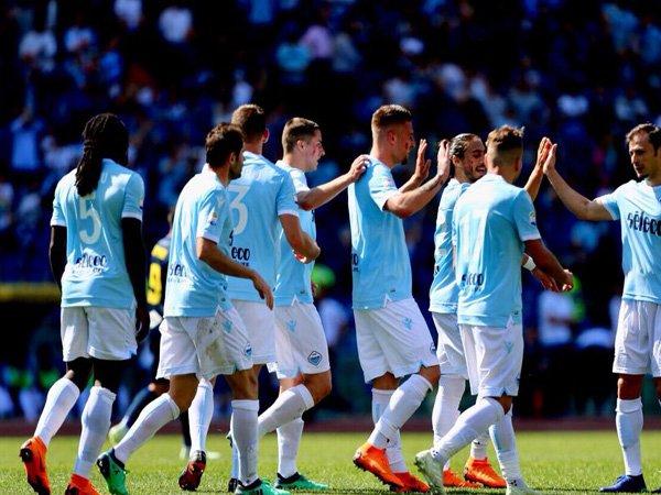 Match Highlight: Lazio 4-0 Sampdoria, Dominasi Biancocelesti Terbayar Lunas di Olimpico