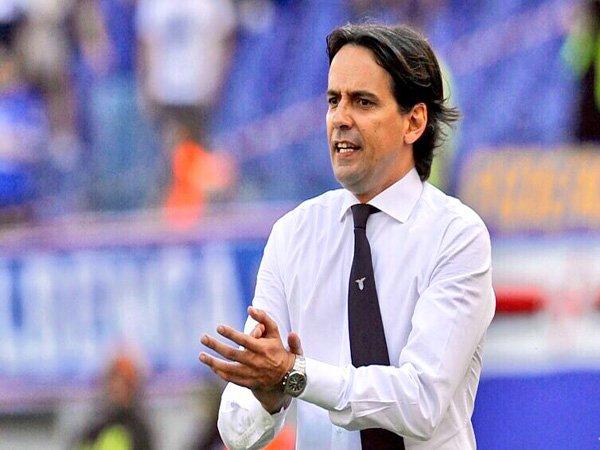 Taklukkan Sampdoria, Inzaghi Tegaskan Lazio Berikan Segenap Hati dan Jiwa