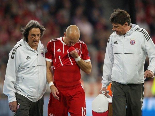 Bayern Makin Merugi Lantaran Robben dan Boateng Cedera Saat Dikalahkan Real Madrid