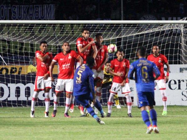 Bukan 3 Mei, Pertandingan Persija vs Persib Dipindahkan ke 30 Juni