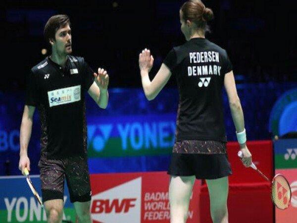 Tekad Christiansen/Pedersen Raih Gelar Di Kejuaraan Eropa 2018