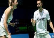 Duo Adcock Sukses Pertahankan Gelar di Kejuaraan Eropa 2018