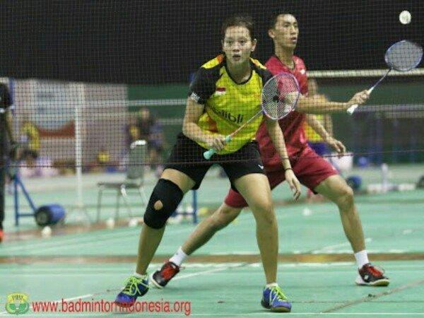 Empat Wakil Ganda Campuran Indonesia Lolos Babak Kedua New Zealand Open 2018