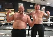 Ricky Hatton Bantu Tangani Tyson Fury