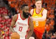 Bermain Trengginas, Rockets Kalahkan Jazz Dengan Telak
