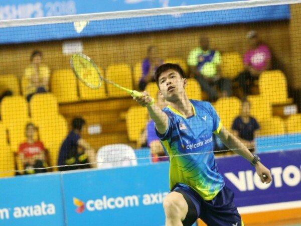 Tekad Jun Hao Raih Poin Bagi Malaysia di Piala Thomas