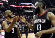 Houston Rockets Sudahi Perlawanan Utah Jazz