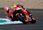 Tak Jadi Cium Aspal di Tikungan 12 Sirkuit Jerez, Marquez Justru Terheran