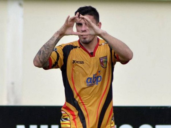 Cukur Bali United, Fernando Rodriguez Rajai Daftar Top Skor Sementara