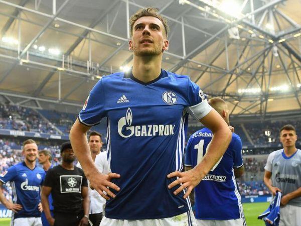 Ini Yang Disampaikan Leon Goretzka Saat Resmi Berpisah Dengan Schalke04
