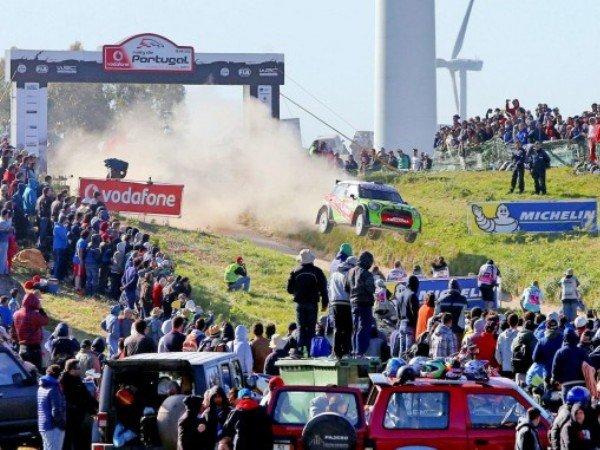 Debu dan Asap Siap Warnai WRC Rally De Portugal