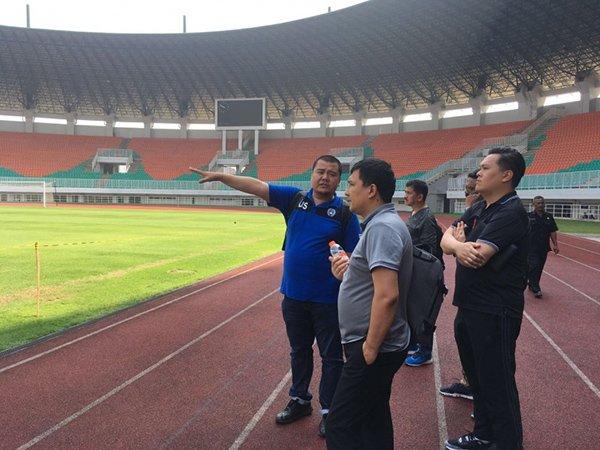 Kesiapan Indonesia Sebagai Tuan Rumah Piala AFC U19 Terus Dipantau
