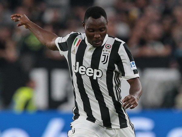 Asamoah Bantah Sudah Sepakat Gabung Inter Milan