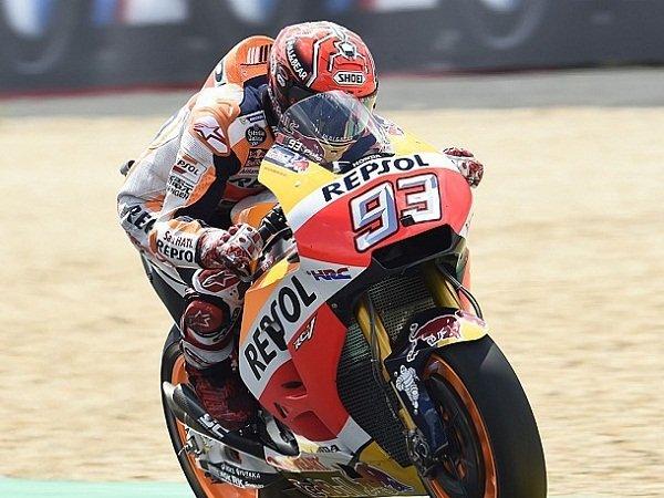Meski Apes di Le Mans, Marquez Bertekad Patahkan Dominasi Yamaha