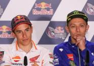 Rossi Akui Sudah Buka Komunikasi dengan Marquez, Isyarat Damai?