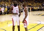 Harden Bawa Rockets Kalahkan Warriors untuk Samakan Skor