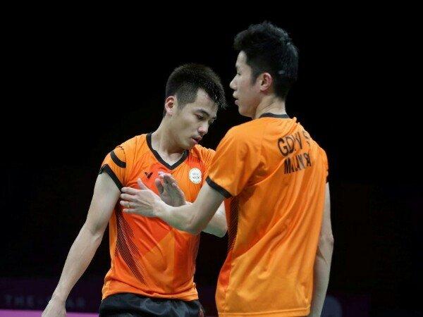 Pelatih Percaya V Shem/Wee Kiong Adalah Ganda Putra Terbaik Malaysia Saat ini