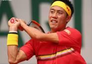 Hasil French Open: Kei Nishikori Jejakkan Kaki Ke Babak Kedua